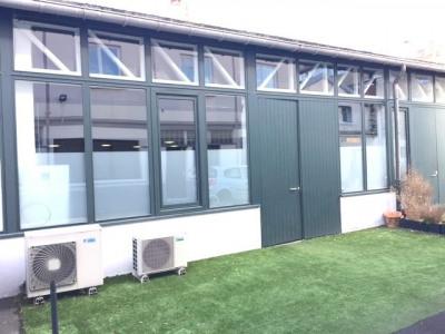 Magnifique bureaux/loft de 116 m² + terrasse de 20 m²