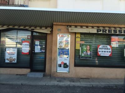 Location Boutique Saint-Martin-d'Hères