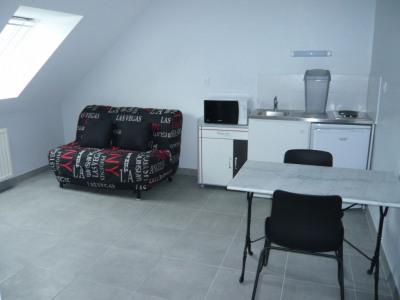 Studio meublé de 14,50 m²
