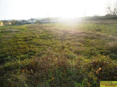 Briatexte terrain plat de 671 m²