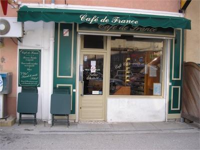 Fonds de commerce Café - Hôtel - Restaurant Thoard