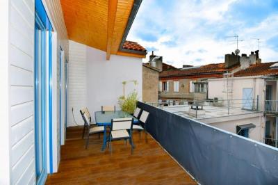 Loft Toulouse immobilier de prestige terrasse