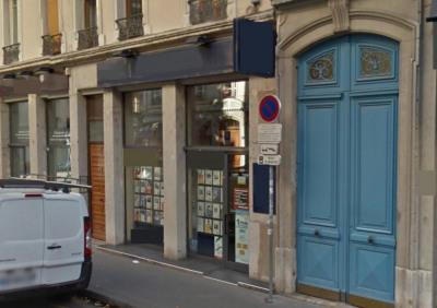 Location Local commercial Lyon 6ème