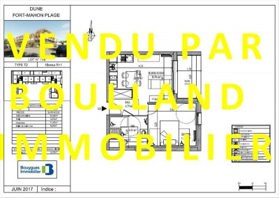 Appartement neuf n°221