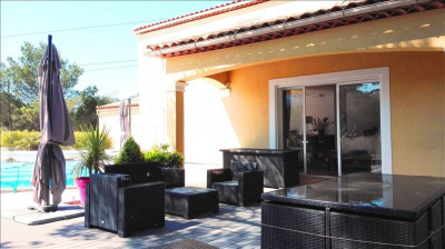 Villa T6 piscine