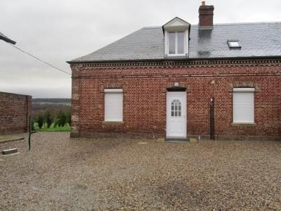 Maison située entre Blangy sur Bresle et Aumale