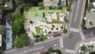 Vente neuf programme Neuilly-sur-Seine (92200)