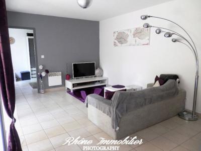 Appartement Chavanoz 2 pièces 43,24 m²