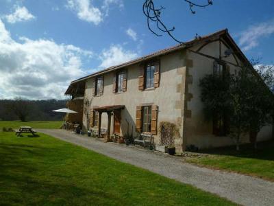 Vente maison / villa Trie sur Baise