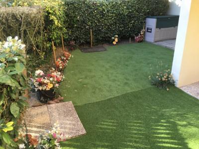 Appartement T2 en rez-de-jardin