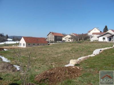 Vente Terrain Chaux-des-Crotenay