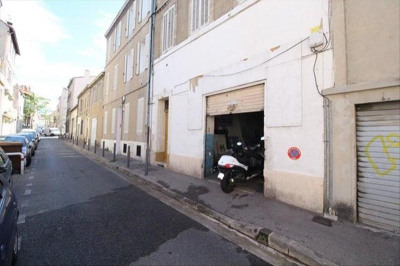 Vente Local commercial Marseille 4ème
