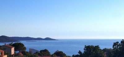 Villa 4 Chambres, 1 km de la plage, vue mer Pietrosella-Ruppione