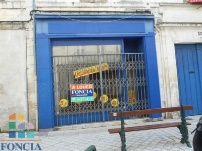 Location Local commercial Rochefort