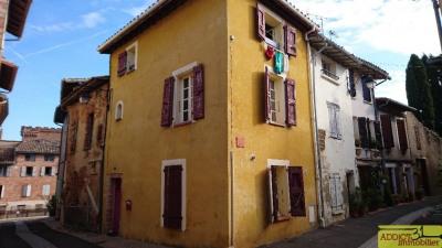 Rabastens maison de ville quartier historique
