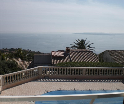 Villa magnifique vue mer