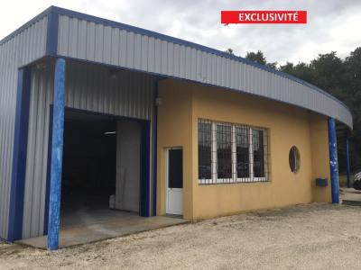 Vente Local d'activités / Entrepôt Trouy