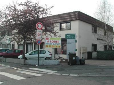 Location Local d'activités / Entrepôt Saint-Germain-en-Laye 0
