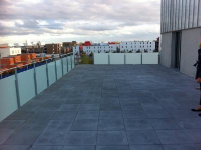 Blagnac T4 avec 91 m² de terrasse