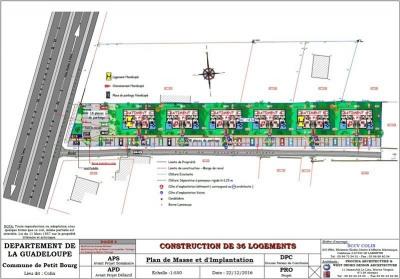 Programme neuf - résidence maracuja~livraison prévue au 2ème
