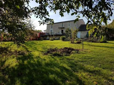 Vente maison / villa Saint-Aubin-de-Branne