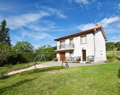 Maison Veyre Monton 4 pièce (s) 100 m²
