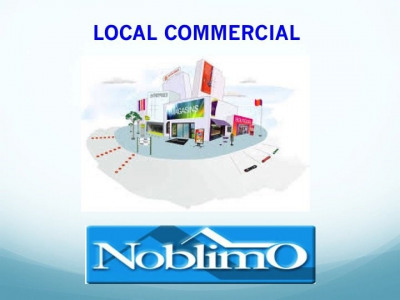 Local commercial 60 m²