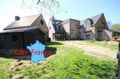 Revenda - vivenda de luxo 12 assoalhadas - 304 m2 - Signy le Petit - Img_4451 - Photo