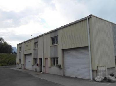 Location Local d'activités / Entrepôt Saint-Martin-d'Hères 0