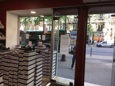 Location Boutique Paris 18ème 2