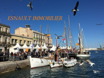 Location Boutique Sète