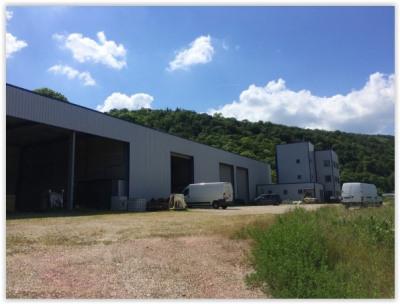 Location Local d'activités / Entrepôt Saint-Romain-en-Gal
