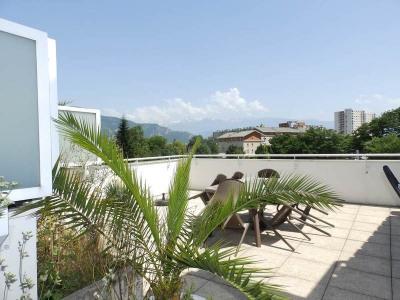 Invitation à la détente pour ce duplex avec terrasse au calme