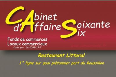 Fonds de commerce Café - Hôtel - Restaurant Perpignan