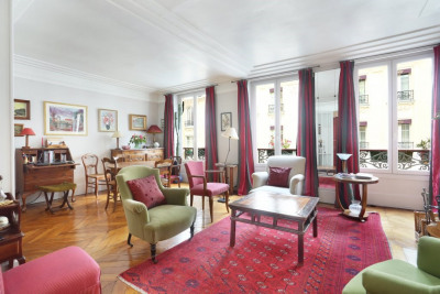Paris IXe - Rue Henry-Monnier