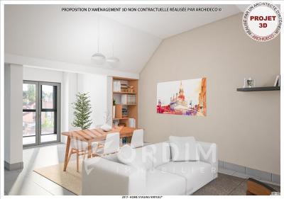 APPARTEMENT NEUF AUXERRE - 3 pièce(s) - 100 m2