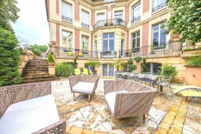 Rare parc de la tête d'or - appartement 240 m² avec terrasse