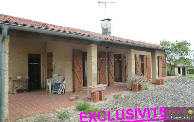 Vente maison / villa Caraman   Centre (31460)