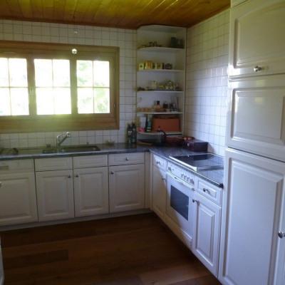 Alquiler  - Apartamento 5 habitaciones - 130 m2 - Leysin - Photo