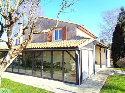 (detached) house 5 rooms Secteur Cherves Richemont
