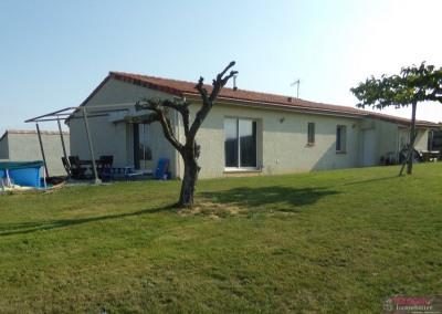Vente maison / villa Villefranche 12 Mn § (31290)