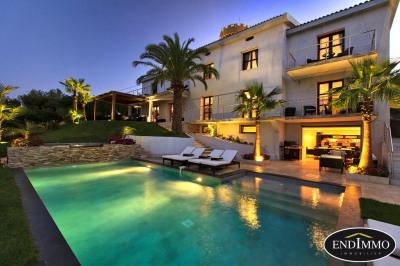 Villa contemporaine 13 pièces 430 m² à Cannes