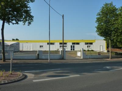 Location Local d'activités / Entrepôt Angers