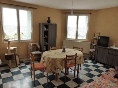 Appartement ancien cosne cours sur loire - 3 pièce (s) - 72 m²