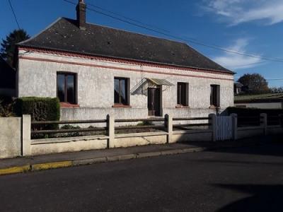 Maison et maison d'ami situées entre Blangy et Foucarmont