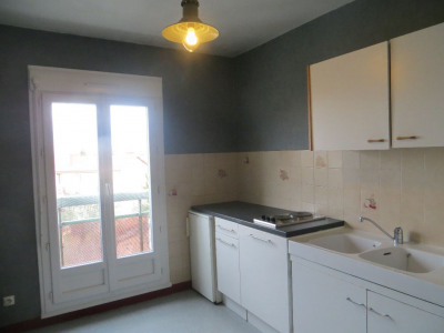 Appartement clermont ferrand - 2 pièce (s) - 46.00 m²
