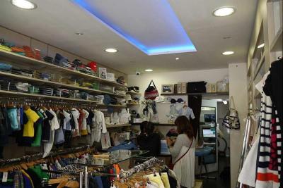 Fonds de commerce Prêt-à-porter-Textile Marseille 1er