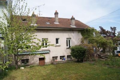 Spacieuse maison à vendre au Nord de Nancy