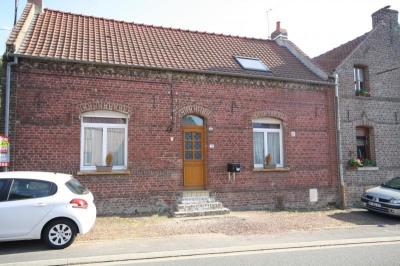 Maison de village fressain - 5 pièce (s) - 110 m²