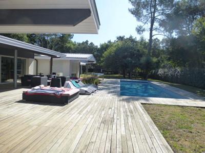Villa Capbreton 4 chambres au calme